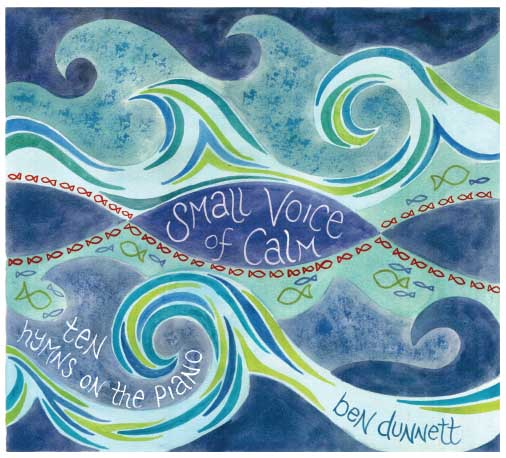 Ben Dunnett Small Voice of Calm CD cover US version
