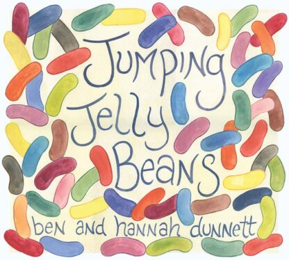 Ben and Hannah Dunnett Jumping jelly beans cover US version