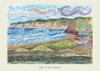 Hannah Dunnett God of all Comfort card USA version