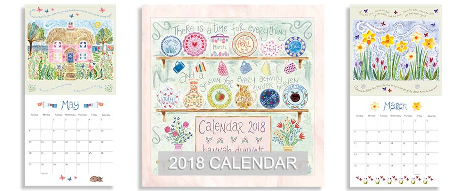 Ben and Hannah Dunnett USA homepage 2018 calendar slider image