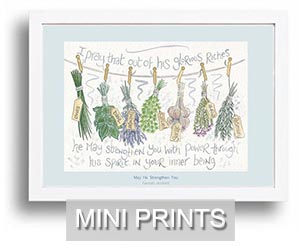 Hannah Dunnett Mini Poster Prints USA updated Home Link