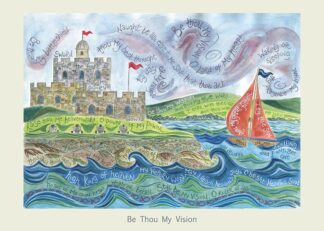 Hannah Dunnett Be Thou My Vision card USA version