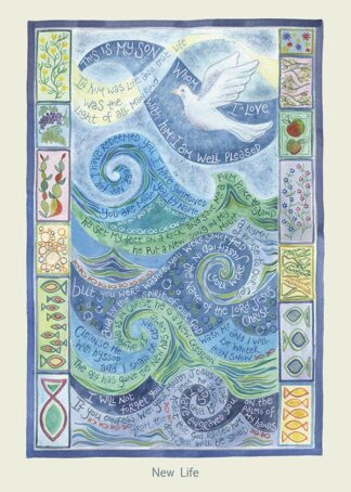 Hannah Dunnett New Life card USA version