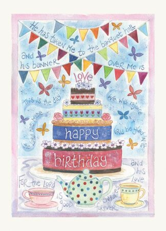 Hannah Dunnett Birthday USA greetings card