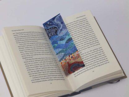 Hannah Dunnett Psalm 139 bookmark on book image US version