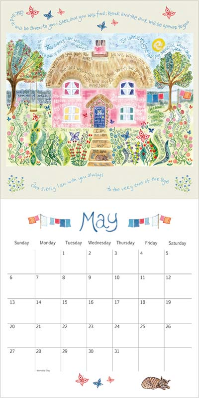 Hannah Dunnett USA Calendar 2018 May for website