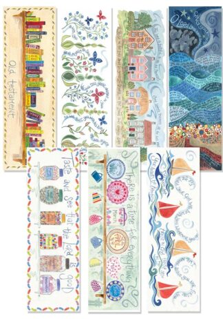 Ben and Hannah Dunnett Bumper Bookmark Pack US version