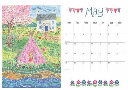 Hannah Dunnett 2020 Calendar May
