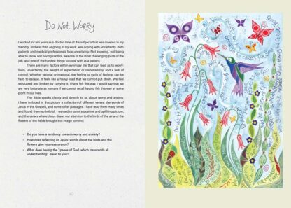 Hannah Dunnett Do Not Worry book pages for website