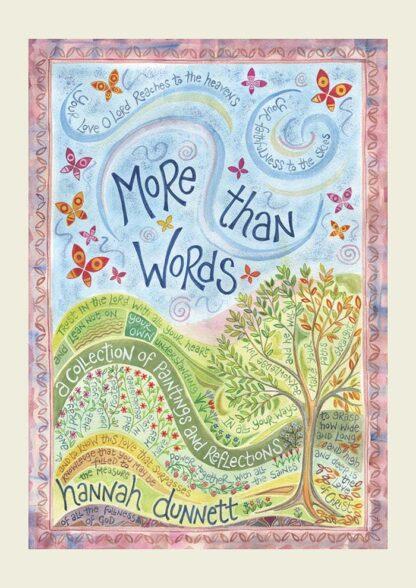 Hannah Dunnett More Than Words Book Cover