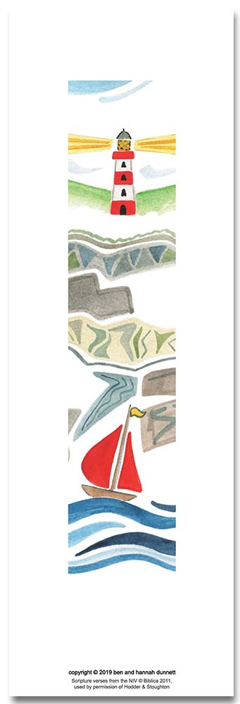 Hannah Dunnett Nothing Will Separate Us bookmark back image