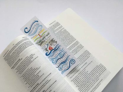 Hannah Dunnett Nothing Will Separate Us bookmark on book image