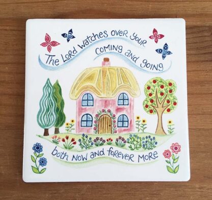 Hannah Dunnett Now and Forever Coaster image