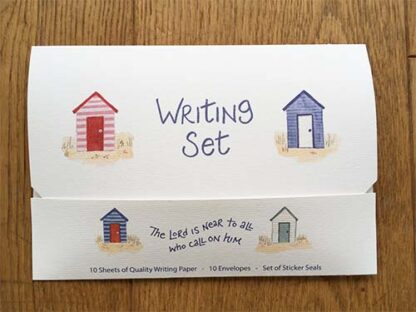 Hannah Dunnett The Lord is Near Writing Set front cover