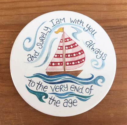 Hannah Dunnett With You Always Coaster image