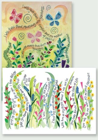 Hannah DunnettI will sing of Your love and You Fill Me With Joy Notecards