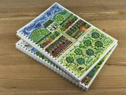 Hannah Dunnett Goodness and Love notebook closeup image