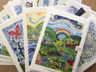 Hannah Dunnett Mixed Greetings Cards Pack